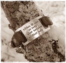 kärlek är som en resa...